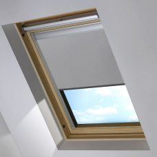 DI1830 PVC Iron Skylight Blind