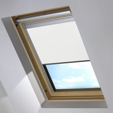 DW1830 PVC White Skylight Blind