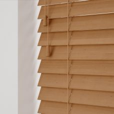 Honey Sunwood Blinds