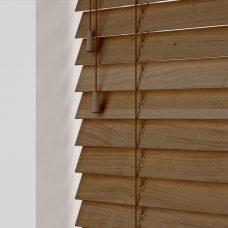 Rowan Sunwood Wooden Blind