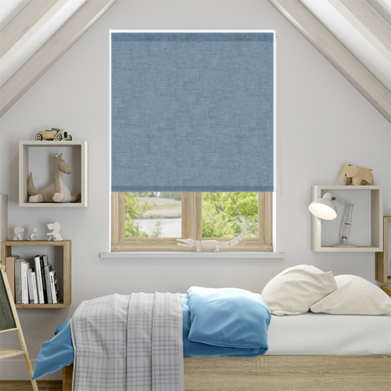 Spectrum Atlantic FR BO Roller blind