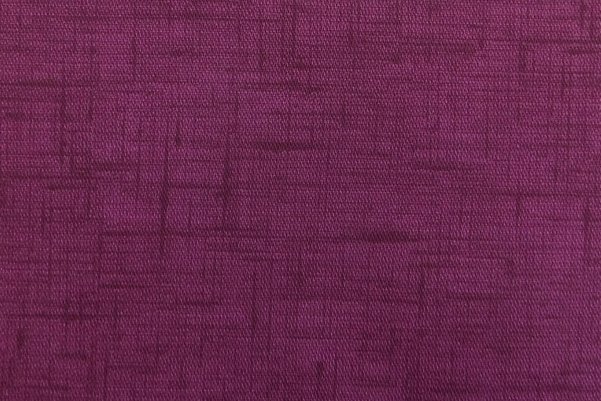 Spectrum Grape FR BO Blind Sample Fabric
