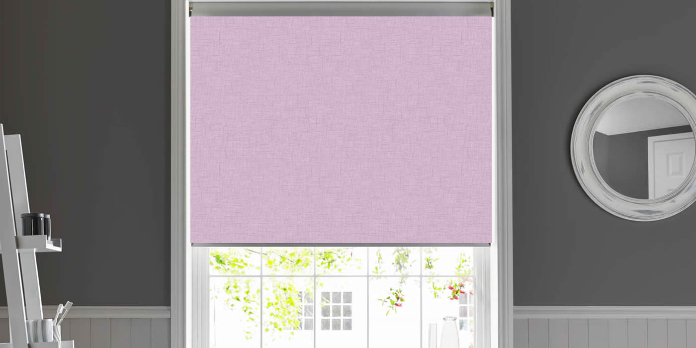 Spectrum Spring Lilac Senses blind 2
