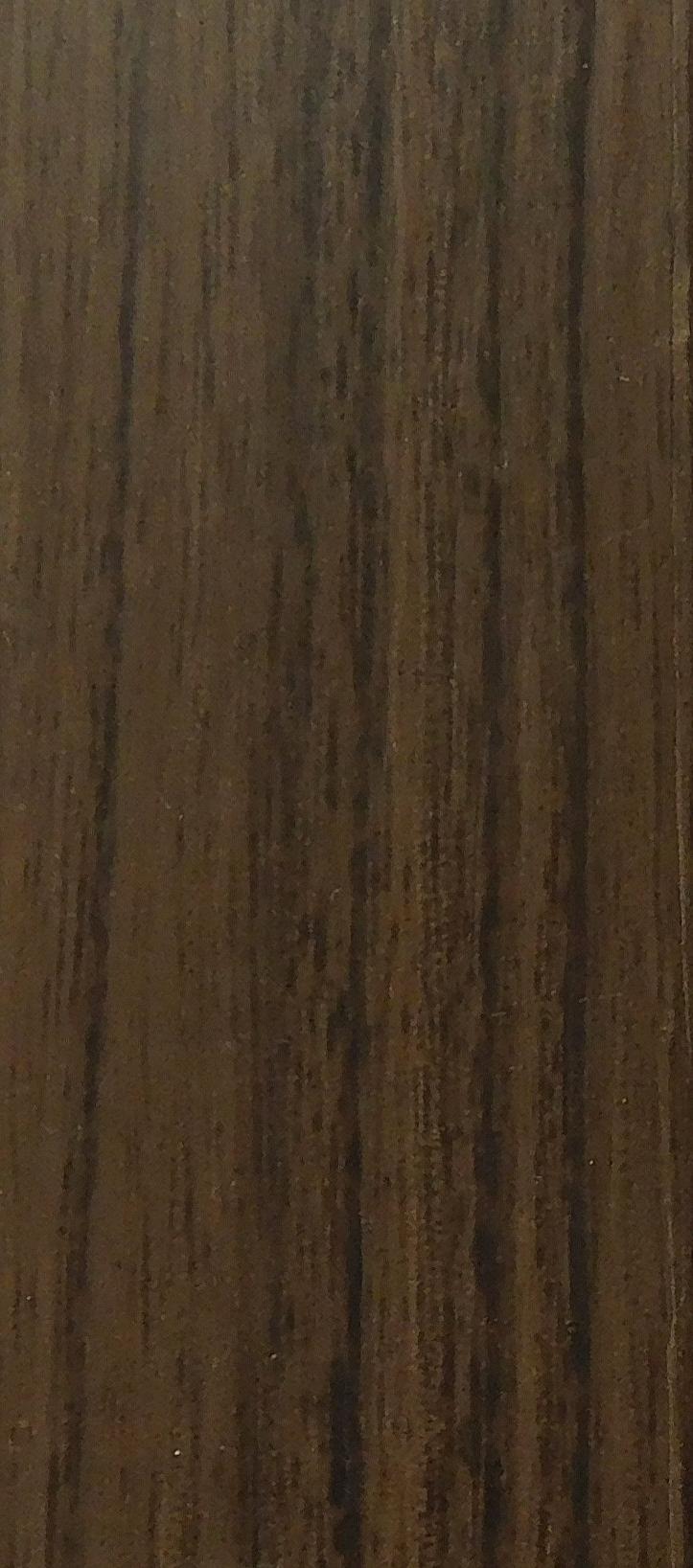 Almond faux wooden blind slat