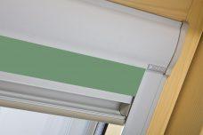 arf-11-059- Fakro Skylight Blind - light green