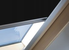 ARF-11-226 Fakro Blind black skylight