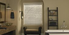 Bay Faux Wood Blind without tapes