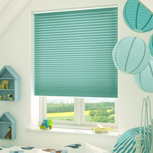 Blinds for children's bedrooms
