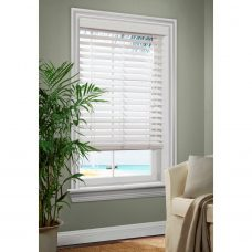 63 mm Wooden Blinds Shutter Style
