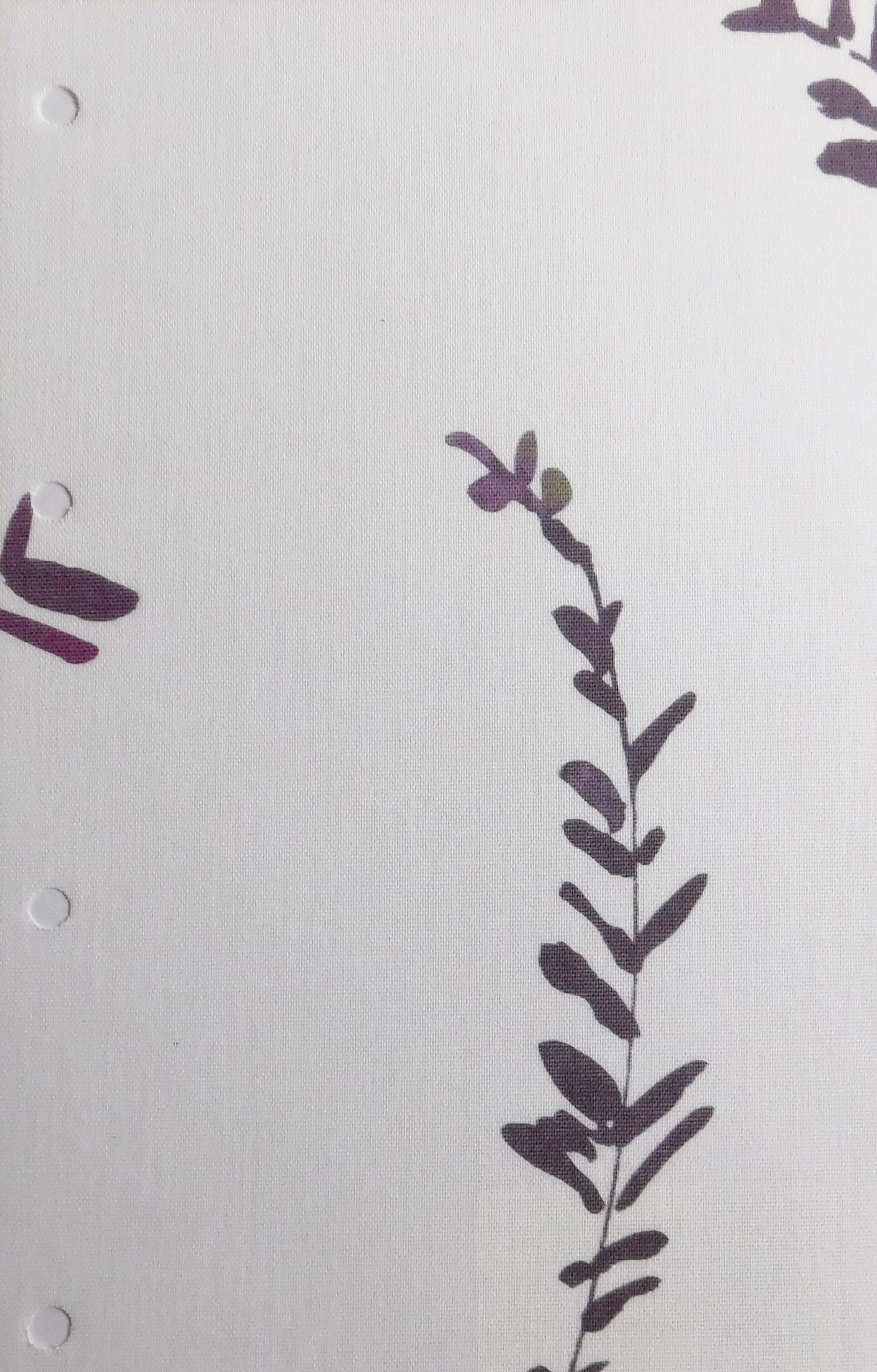 Emilia Grape Blind Sample Fabric