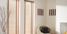 Freijo Basic Wood Venetian Blind with tapes