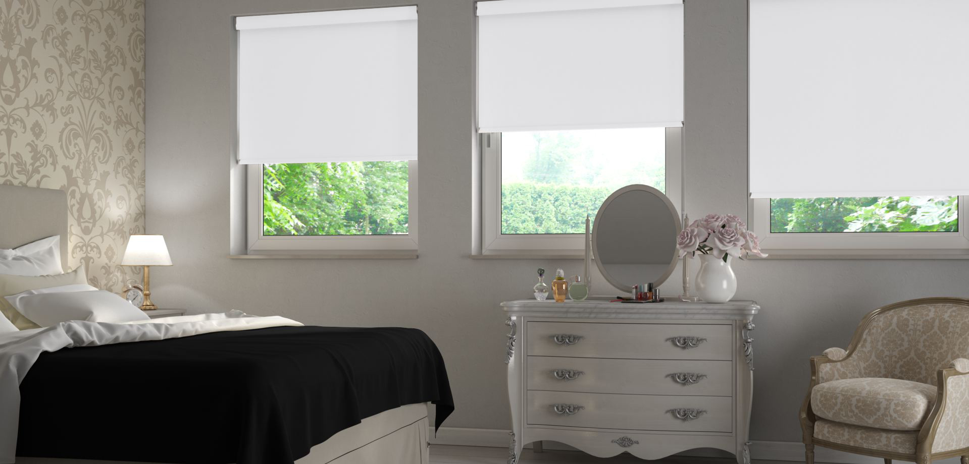 Lander Cashmere Senses Blinds