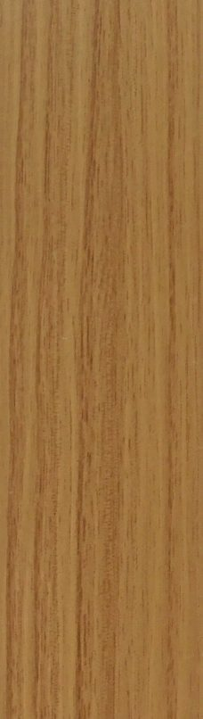 Maple Faux wooden blind slat