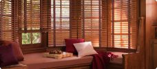 Marone Basic Wooden Blinds