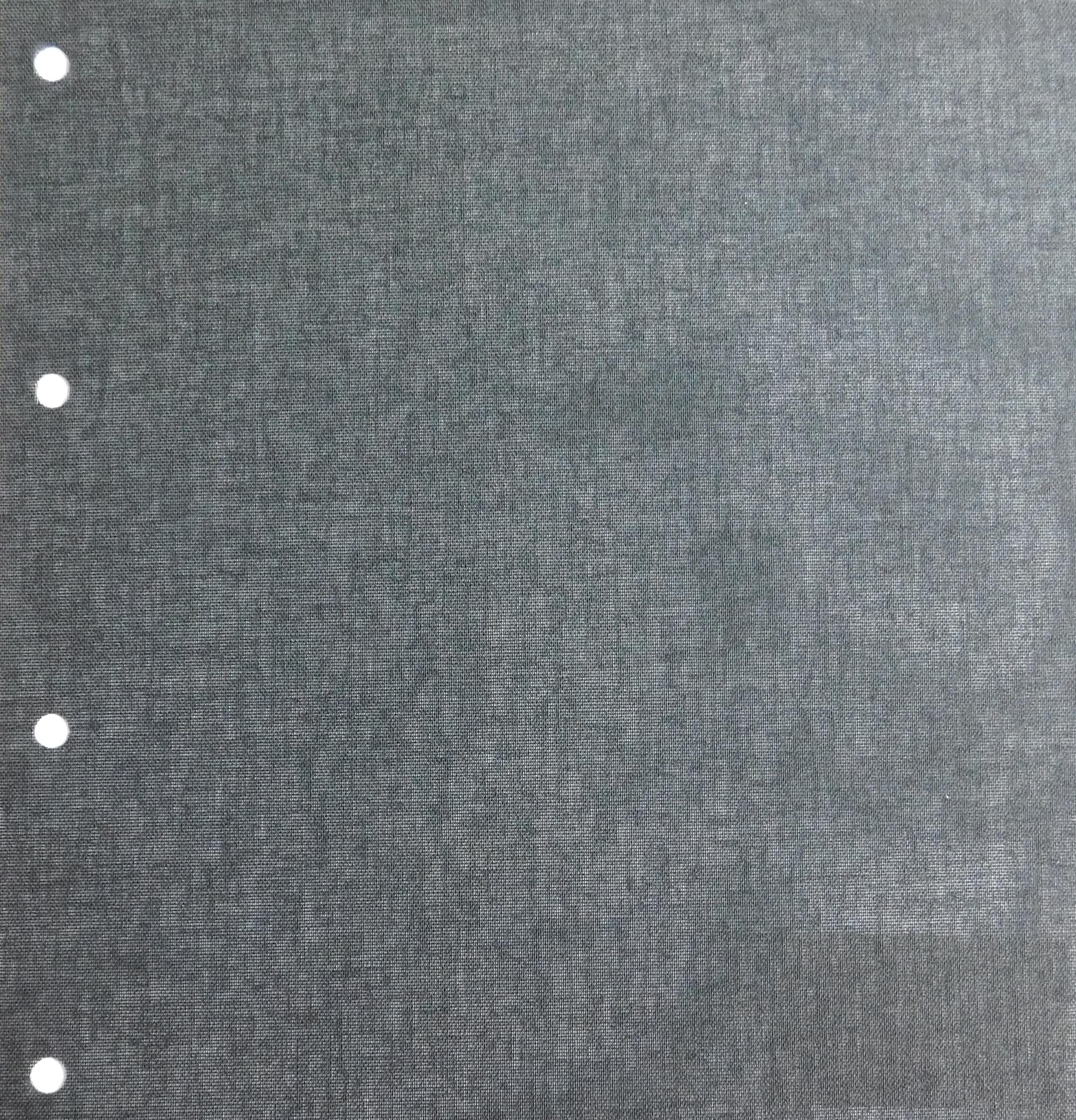 Rosa Raven Blind Fabric