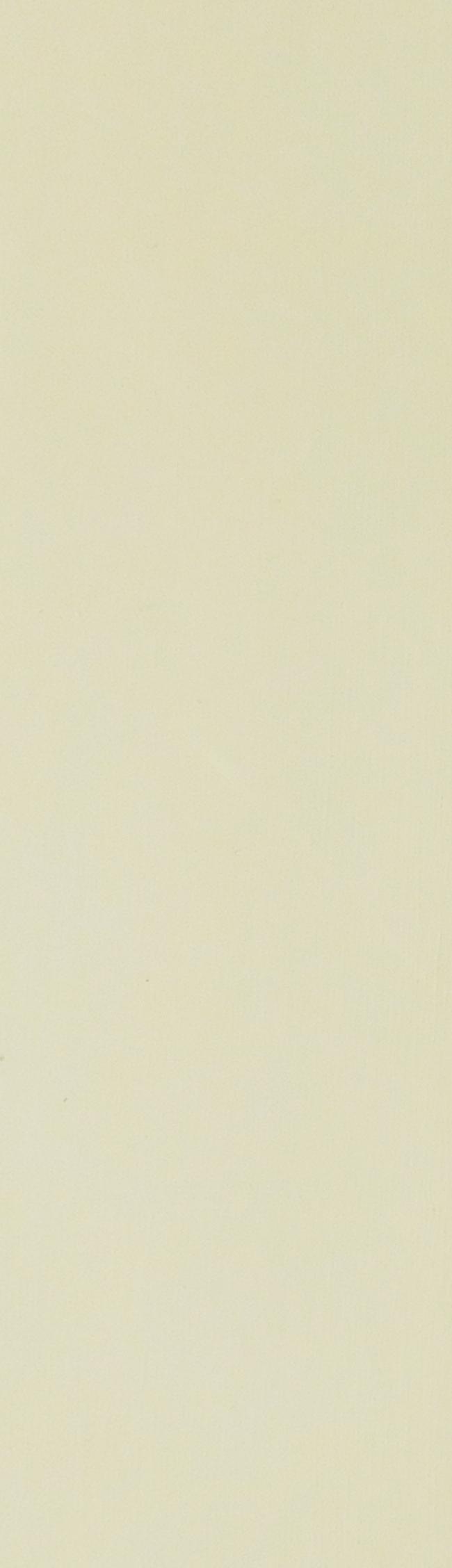 Soft cream basic wooden blind slat