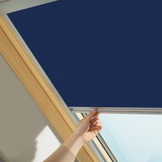 Velux 2005 Blue Skylight Blackout Blind