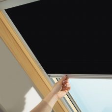 Velux 3009 Black Skylight Blackout Blind