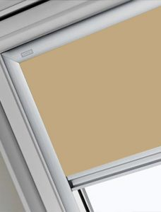 Velux 4556 Beige Blackout Blind
