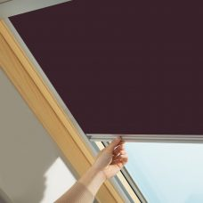 Velux-4561-dark-purple blind