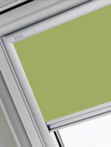 Velux 4569 Pale Green Skylight Blind