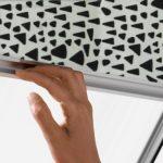 Velux-4573-graphite-pattern blind