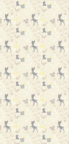 Velux-4612-blackout-Disney-Bambi-1 blinds fabric
