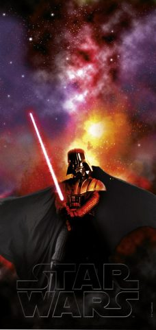 Velux 4710 Blackout Star Wars Darth Vader blind fabric