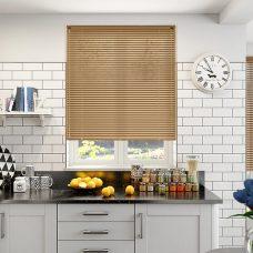 Venetian Blinds 4756 set in a kitchen