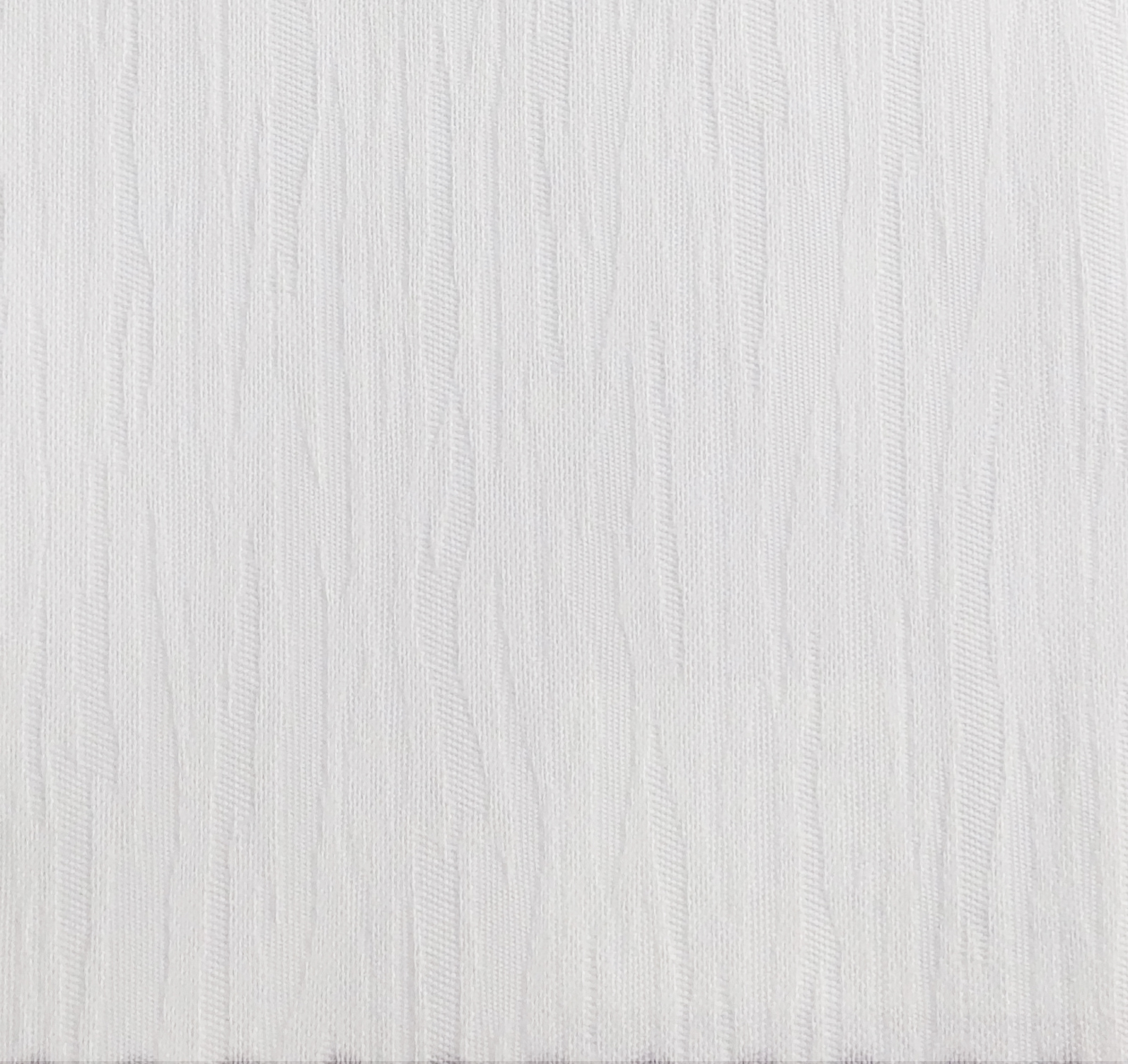 Ventura White Blind sample fabric