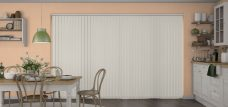 Atlantex ASC Stone Vertical Blinds Eclipse