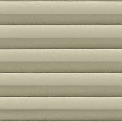 Basix Parchment Pleated Blind Fabric