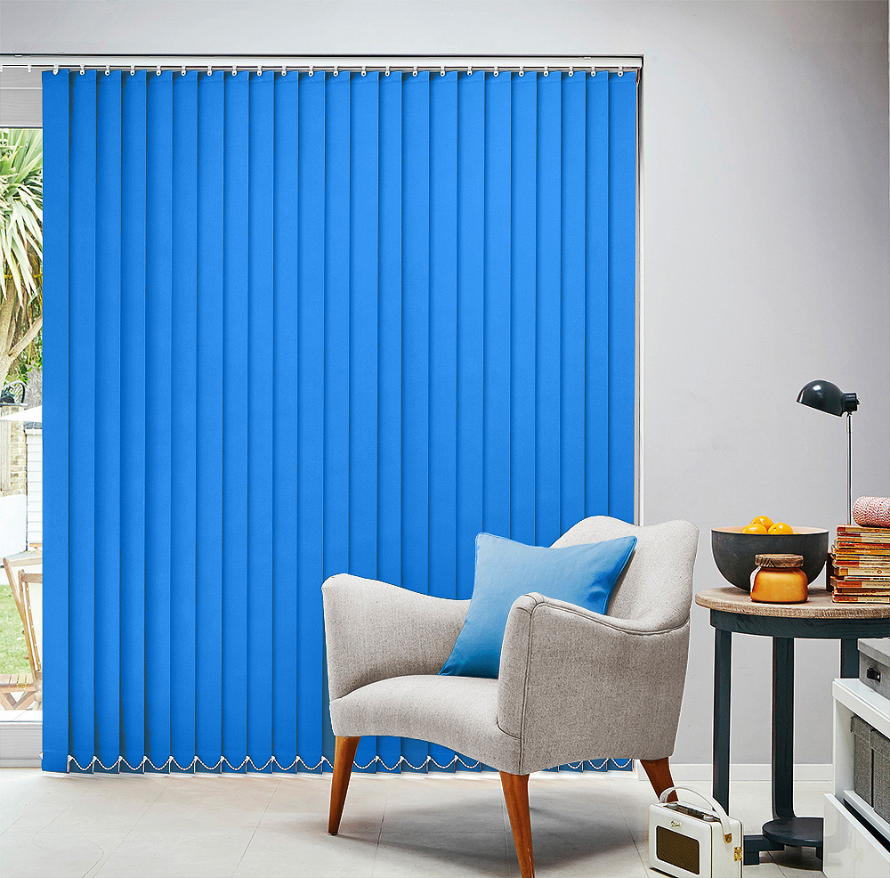 Carnival Pacific Vertical blind