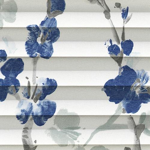 Cherry Blossom Kimono Pleated Blind Fabric