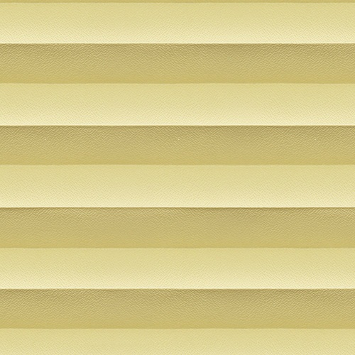 Festival Buttercup Pleated Blind Fabric
