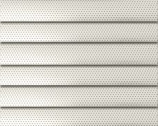 Perfect Fit Venetian blinds 0150-25-p8-perforated-amo