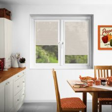 Perfect-fit-Venetian blinds in slat 0150-25-thermo backing on slats