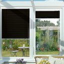 Perfect fit Venetian Blinds in slat 1891-25-flat-matt in a conservatory