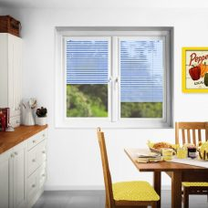 Perfect-fit Venetian Blinds in slat 2159 25 mm trend blinds