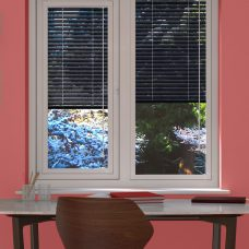 Perfect-fit-Venetian blinds in slat 2251-25-p8-perforated