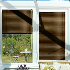 Perfect fit Venetian Blinds in slats 7725 25 mm textured finish