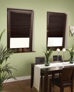 Perfect fit Venetian blinds in 7921 25 mm amo-textured
