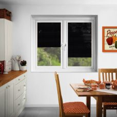Perfect fit Venetian Blinds in slat 9096-25 mm print