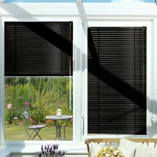 Black Perfect-fit-Venetian Blinds in slat 9097-amo-print