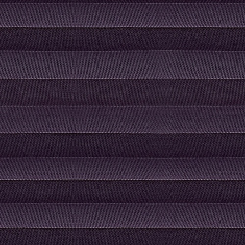 Voile Grape Pleated Blind Fabric