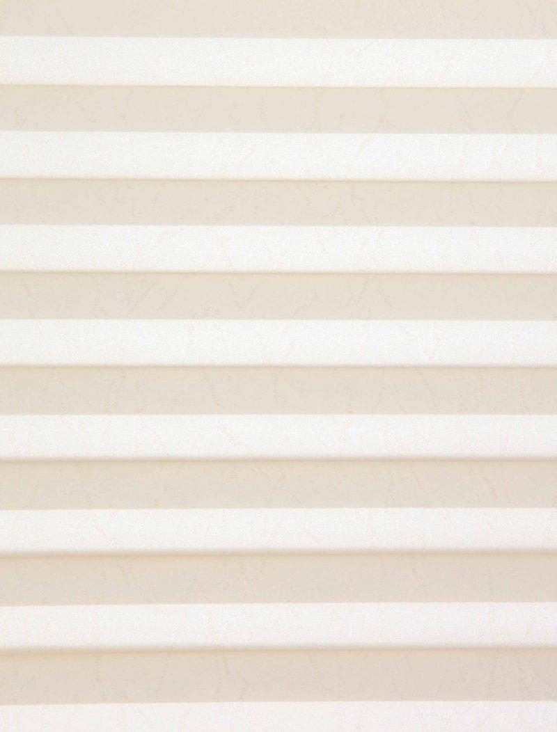 Altitude Vanilla Mist Pleated Blind Fabric