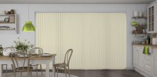aqua safe waterproof cream vertical blinds