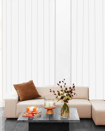 Brocade Vertical Blinds