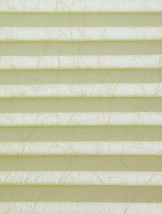 Crush Blossom Pleated Blind Fabric