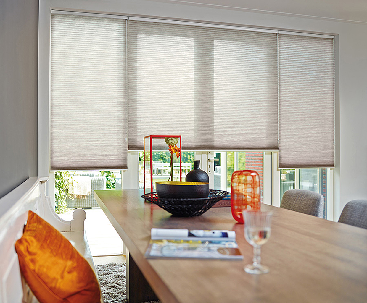 Duette Blinds Slider